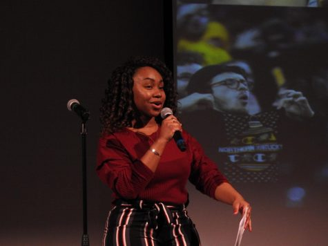 NKU homecoming talent show pleases the crowd with variety