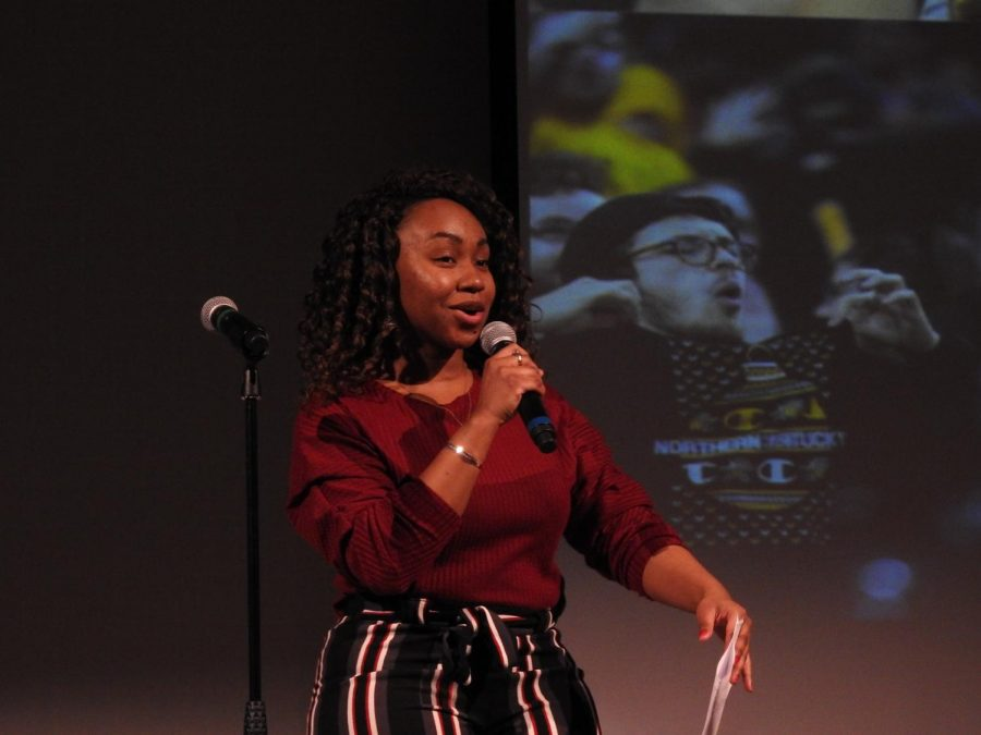 Students show their skills at Homecoming Talent Show