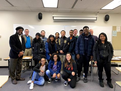 Students and faculty discuss importance of Black History Month