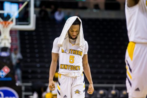 NKU ends four game home stand in 30 point loss