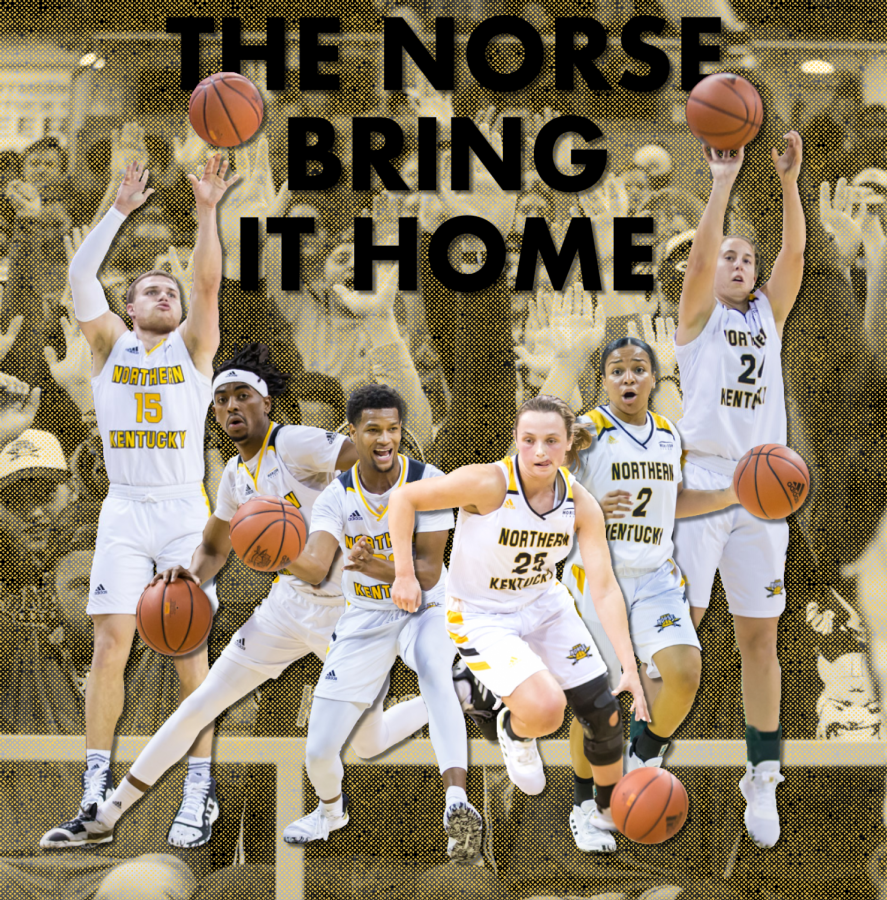 NKU Basketball second in the Horizon League
