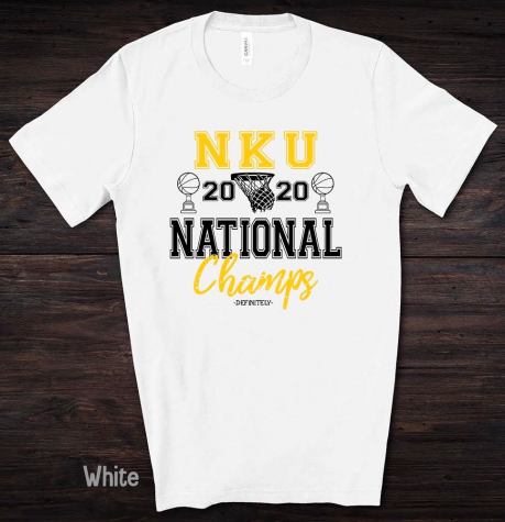 NKU Men's basketball 2020 National Champions