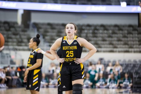 Ally Niece embraces leadership role entering junior season for NKU WBB