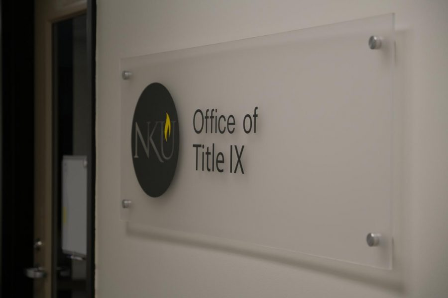NKU's Office of Title IX.