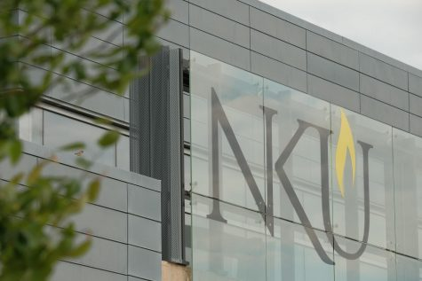 NKU logo.