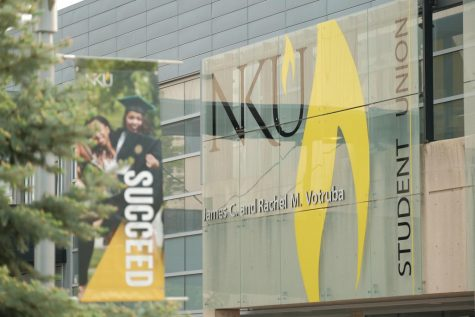 NKU's Student Union.