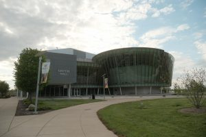 Griffin Hall at NKU.