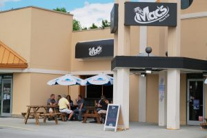 Mac's Pizza Pub in Cold Spring reopened Friday, May 22 to eager guests.