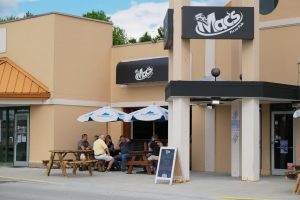 Mac's Pizza Pub in Cold Spring reopened Friday to eager guests.