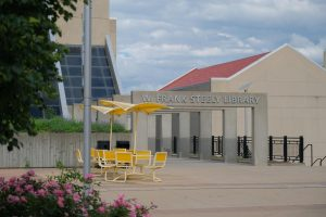 NKU Steely library.