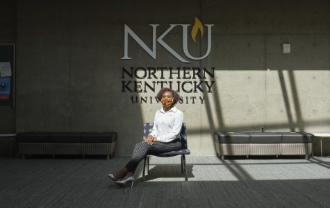 'Be brave': NKU student wants diversity, representation on campus, SGA