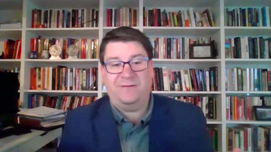 """VIDEO: How NKU is """"testing blind"""" in 2021"""