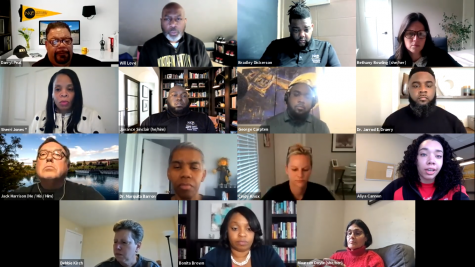 The Bias Incident Response Team was introduced in a Zoom town hall discussion on Wednesday, April 21.