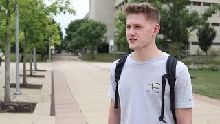 VIDEO: Student reaction to Commuter Meal Plan