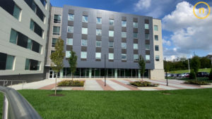 VIDEO: New dorm on campus and updates on housing